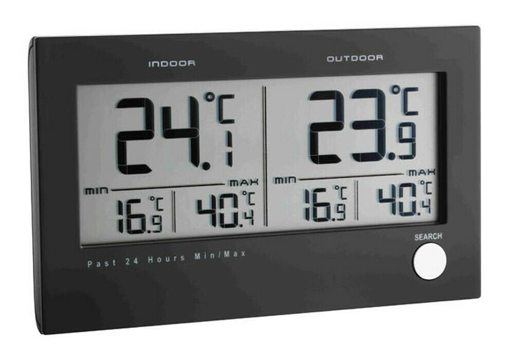 Funk-Thermometer TWIN