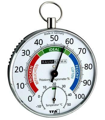Präzisions-Wohn-Hygrometer TFA 45.2027