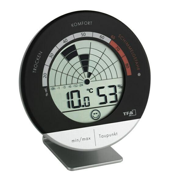 Schimmel-Radar Thermo-Hygrometer