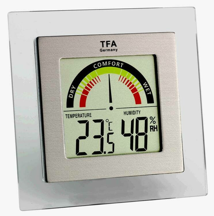Digitales Thermo-Hygrometer TFA 30.5023