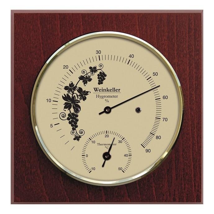 Weinkeller Hygro-Thermometer