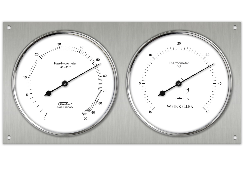 Weinkeller Hygro-Thermometer 140.01