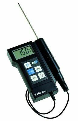 Präzisions-Temperatur-Messgerät P 300 mit Zertifikat