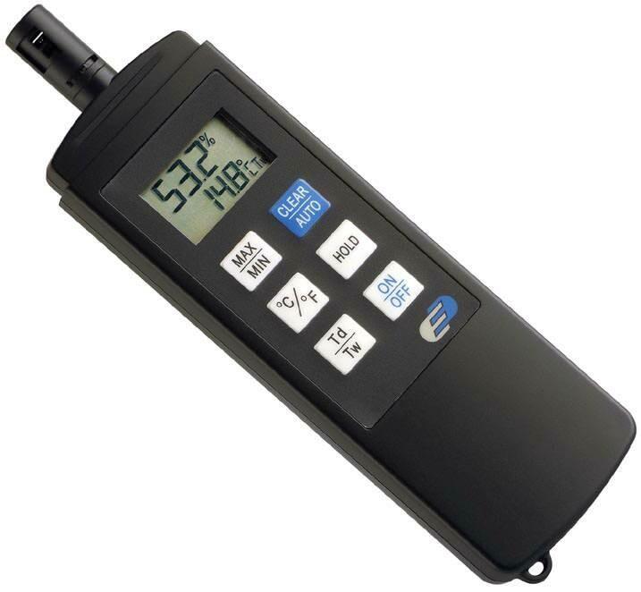 Profi-Hygrometer DEWPOINT PRO