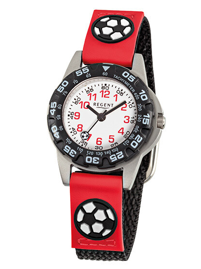 Kinderuhr FUSSBALL F943