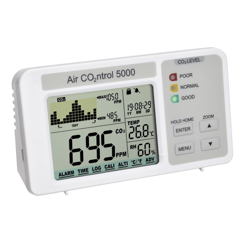 Aircontrol 5000 CO2 Monitor / Kohlenstoffdioxid