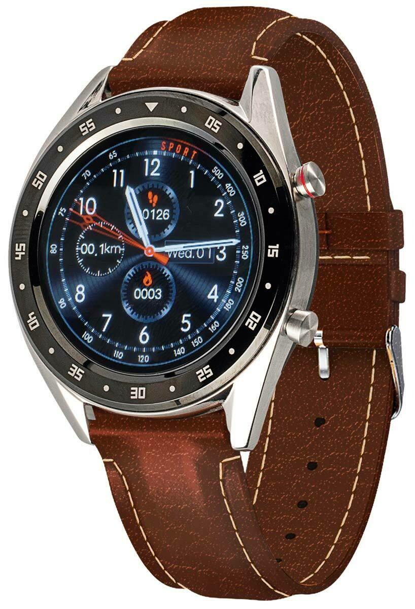 Sportliche Smartwatch Unisex 9709/3