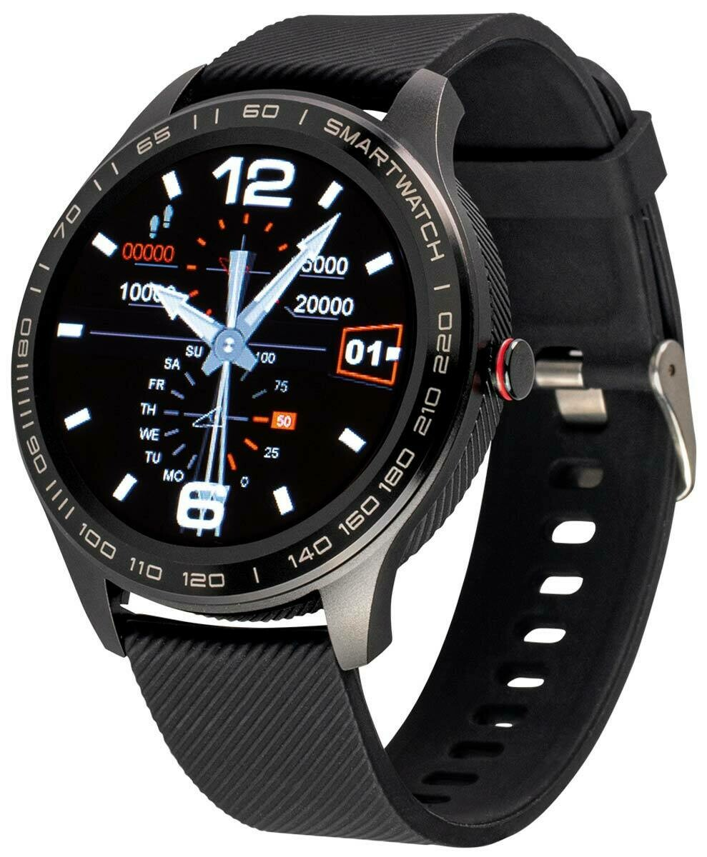 Fitnesstracker Smartwatch Herrenuhr und Damenuhr 9708