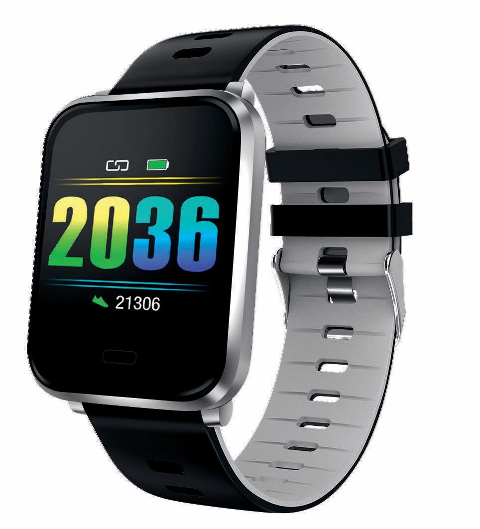 Sportlich elegante Smartwatch 9710/4
