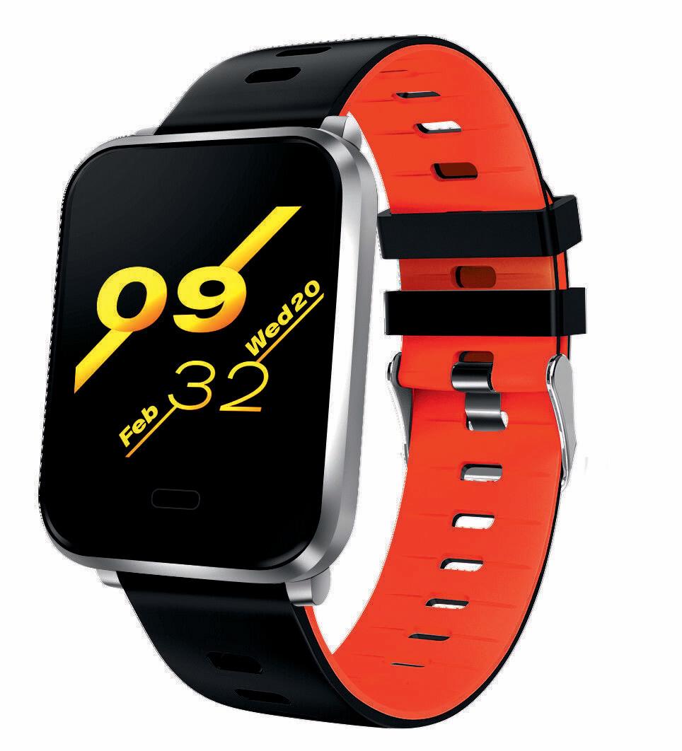 Sportlich elegante Smartwatch 9710/1