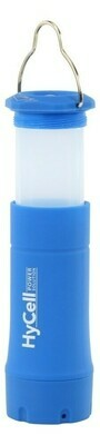 CAMPINGLAMPE 2IN1 / BLUE