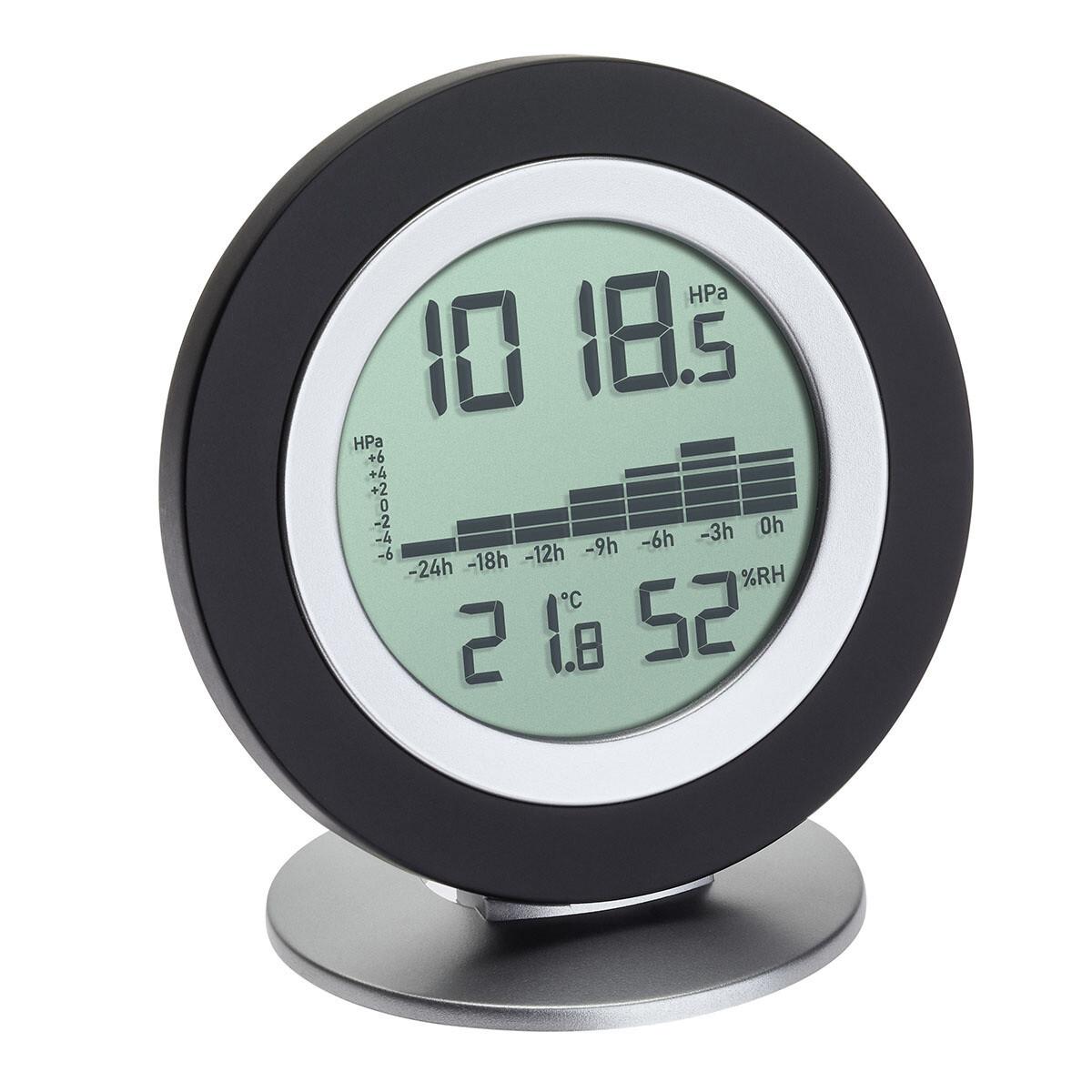 Digitales Barometer-Thermometer-Hygrometer