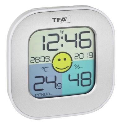 Digitales Thermo-Hygrometer FUN