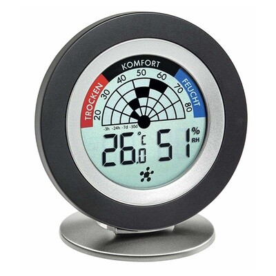COSY RADAR Digitales Thermo-Hygrometer
