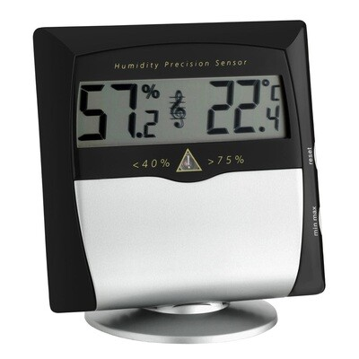 MUSICONTROL Digitales Thermo-Hygrometer