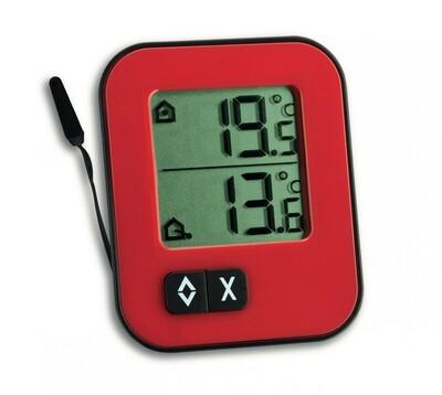 Digitales Innen-Aussen-Thermometer MOXX