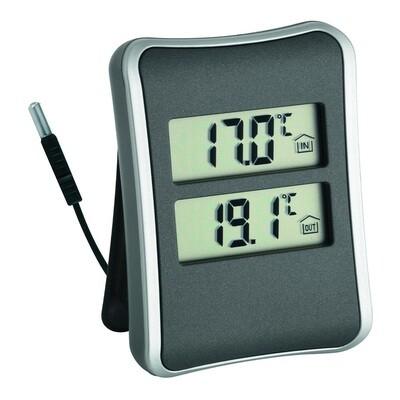 Digitales Innen-Aussen-Thermometer