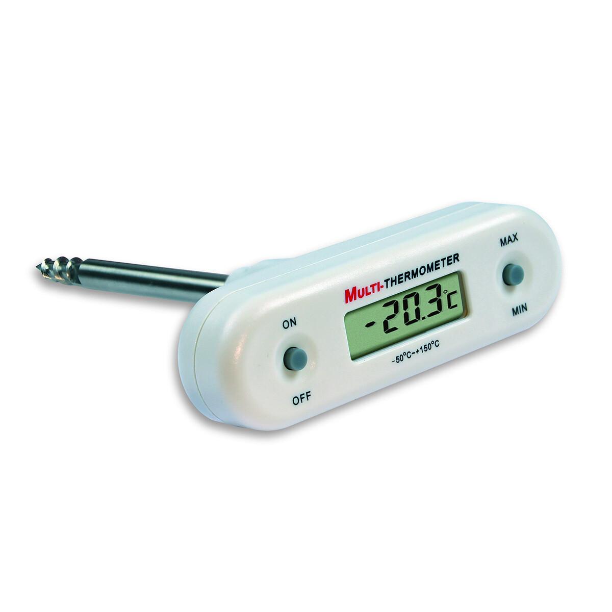 Gefriergut-Einstichthermometer