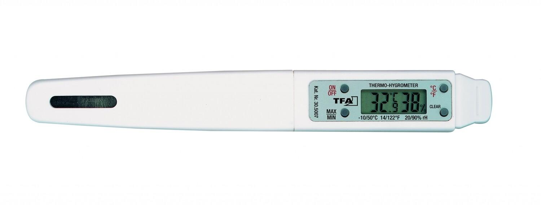 Pocket Thermo-Hygrometer