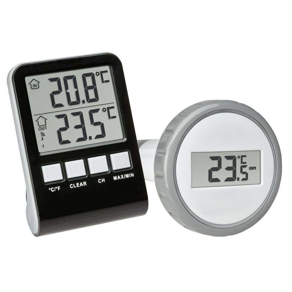 Funk-Poolthermometer PALMA