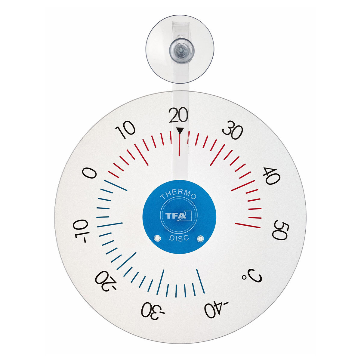 Fensterthermometer THERMO DISC