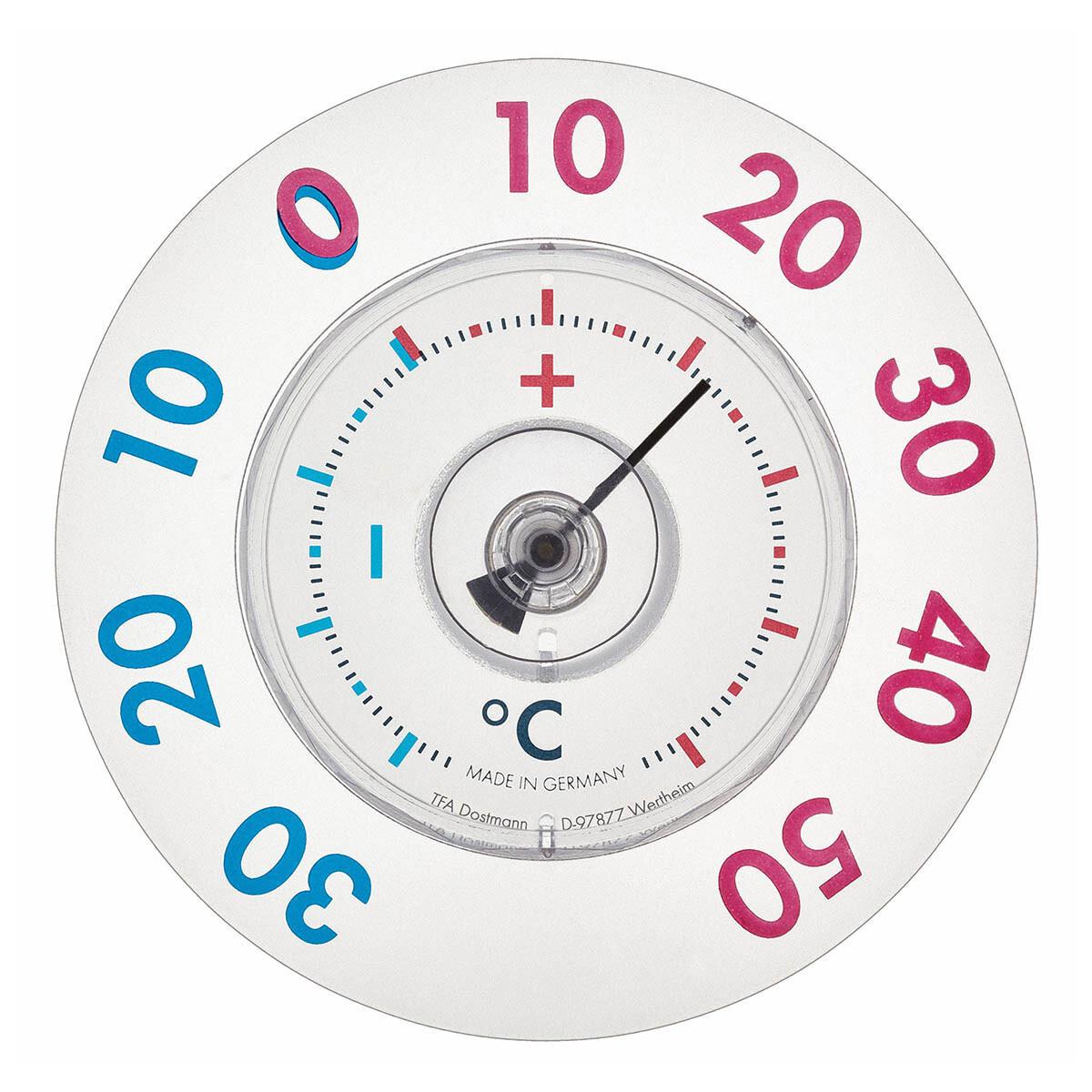 Fensterthermometer TWATCHER XL