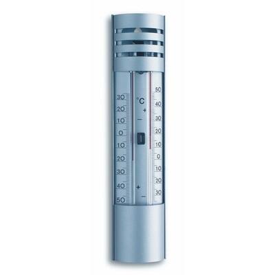 Maxima-Minima-Thermometer aus Aluminium