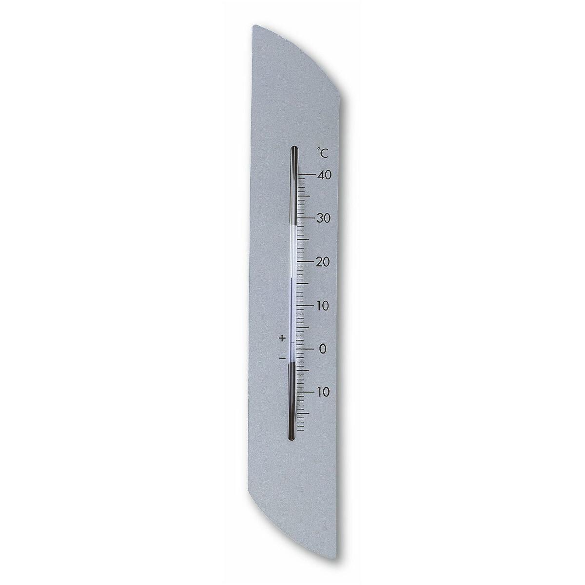 Innen-Aussen-Thermometer aus Metall RADIUS