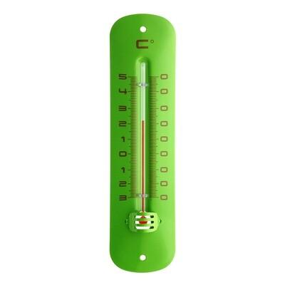 Innen-Außen-Thermometer aus Metall