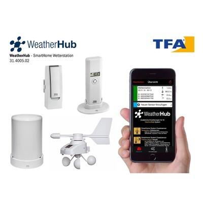 Weather Hub Starterset Wetter