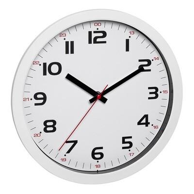 Wanduhr mit Sweep-Uhrwerk