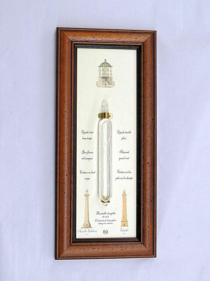 Sturmglas-Barometer der Marke DINGENS