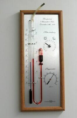 Tendenz-Barometer der Marke DINGENS