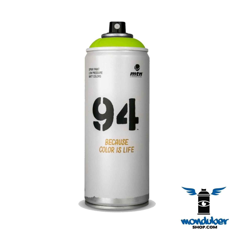 Spray MTN 94 - Verdes - 400ml