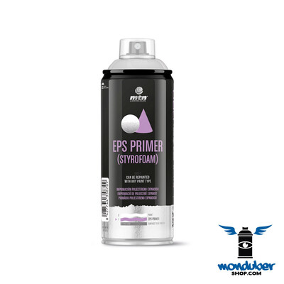MTN PRO - Imprimación Poliestireno Expandido - Gris - 400ml