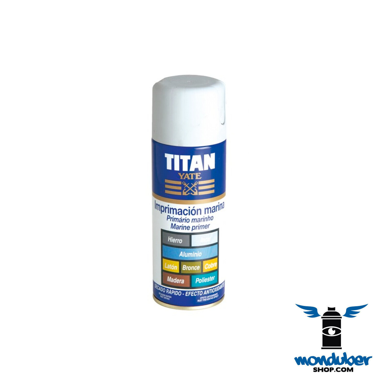 Titan Yate - Imprimación Marina en Spray - 400ml