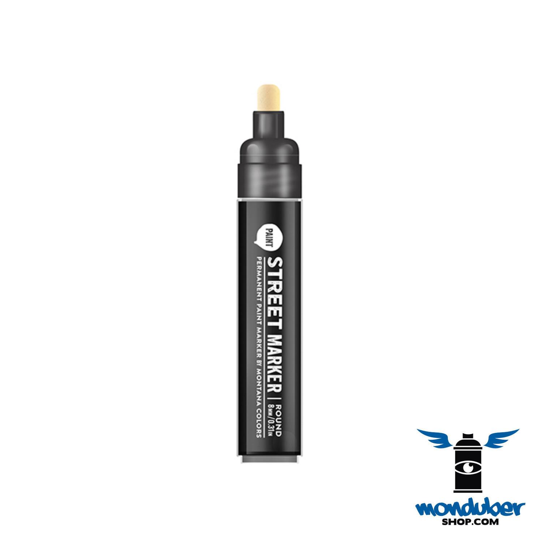 MTN Street Marker 15mm - Negro