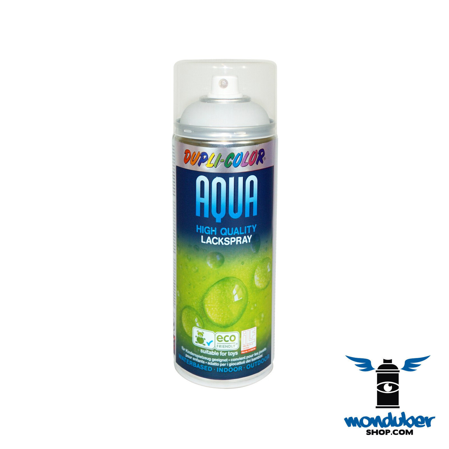 Dupli-Color Aqua - Barniz Transparente - 400ml