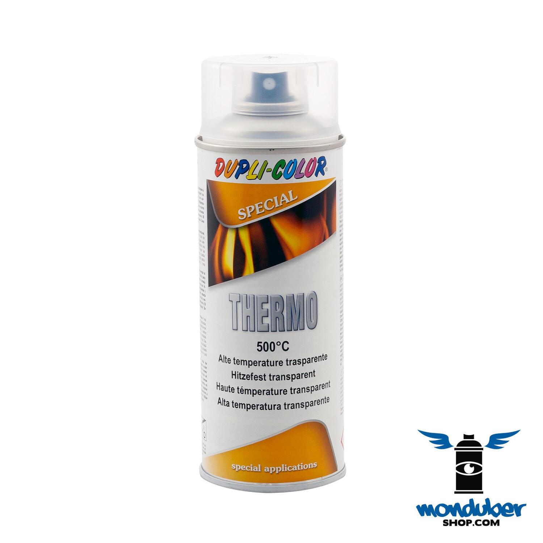 Dupli-Color Thermo - Alta Temperatura 500 °C - Transparente - 400ml