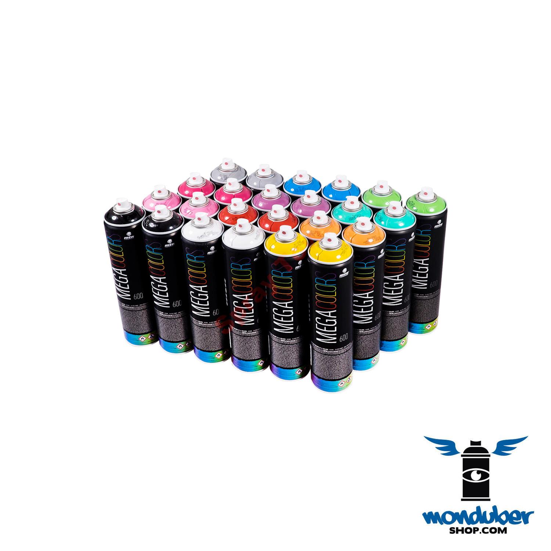 MTN - Mega Colors - 600ml