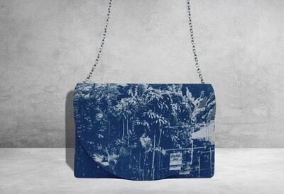 Orchid Farm Bag