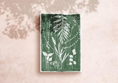 Green Botanical study