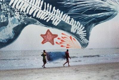 Morjim Starfish art print