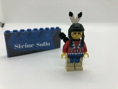 indian chief 2 Cowboy ww024 Lego ® Figur Indianer Häuptling