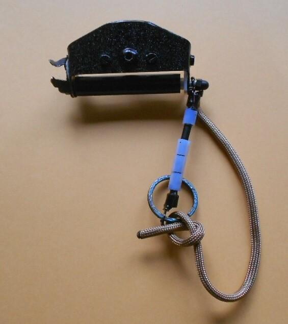 Rolling Capo - black lacquer finish