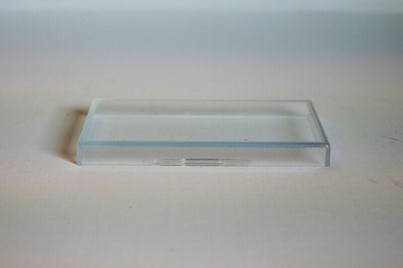 Plexiglas 100 x 50 mm