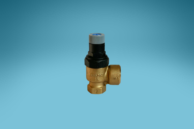 Membran-Sicherheitsventil SM 152 1/2