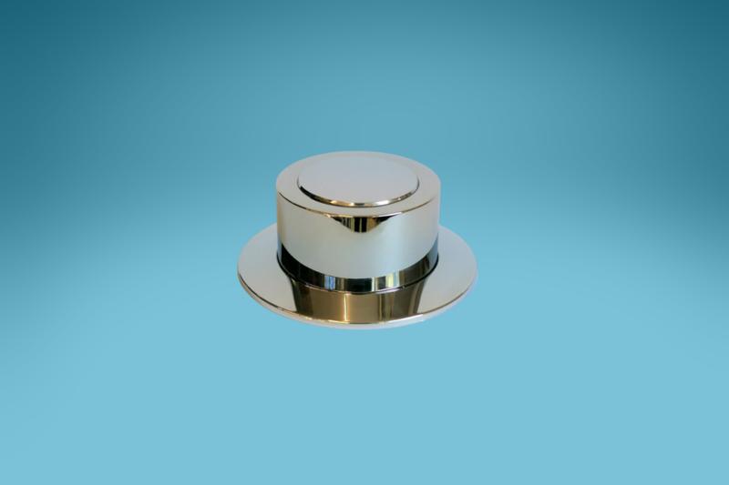 Blindabdeckungs-Set rund, L: 137 mm