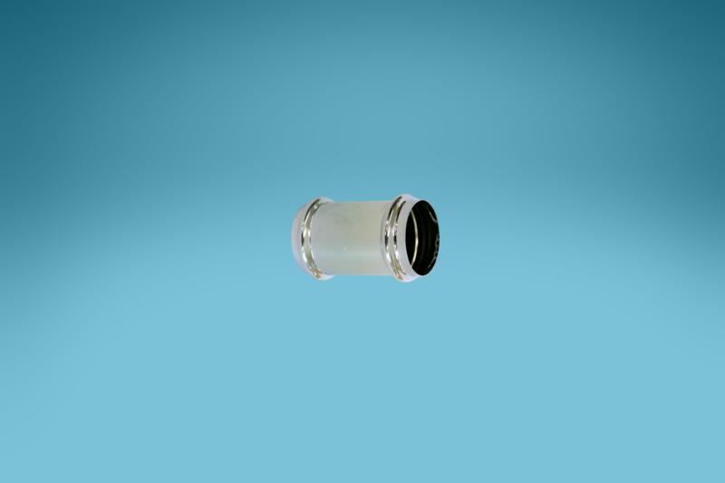 Rohrkupplung 40 mm