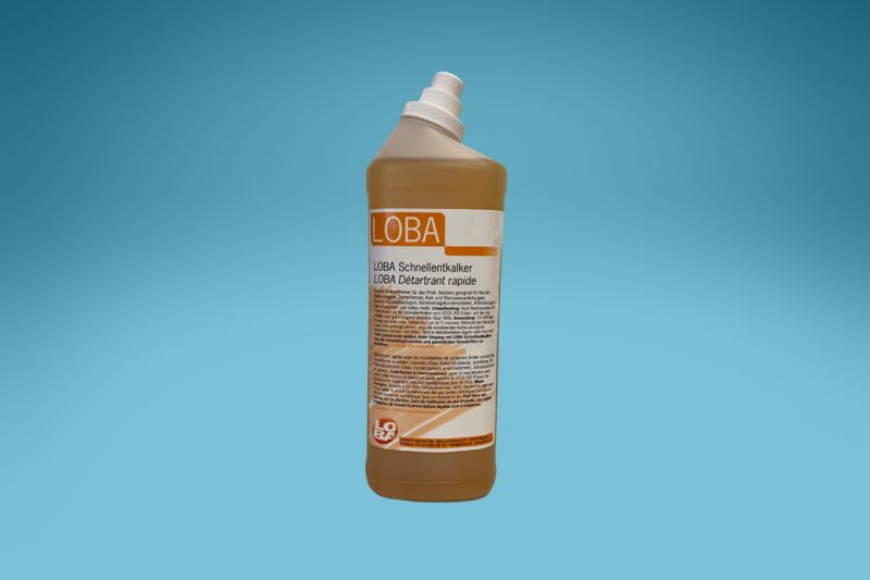 Schnellentkalker LOBA, 1 Liter